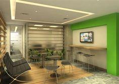 Projeto em 3D. Cliente: Barra Energia. #arquitetura #arquiteturacorporativa #3D