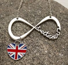 Forever a Directioner One Direction necklace it needs an heart with Ireland flag One Direction Accessories, One Direction Fashion, One Direction Merch, One Direction Outfits, I Love One Direction, Zayn, Infinity Charm, Infinity Necklace, Perfect Boy