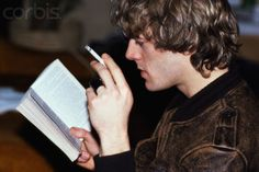 Stewart Copeland of The Police Reading