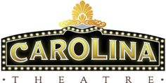 Greensboro's Carolina Theatre hosts many movies and plays through out the year. This is the place I first saw Monty Python and the Holy Grail on the big screen. They also rent the space for special events such as weddings. It is a gorgeous, historical landmark.