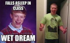 Bad Luck Brian | The People Behind TheMemes