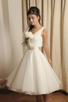 robe de mariée Liza Meryl Suissa