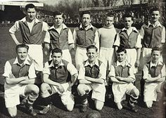 Playing football during for the Houndsfield Road School in Edmonton Fulham Fc, My Dad, Old Photos, Ww2, Dads, Football, Memories, London, History