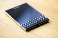 The BlackBerry Passport and the Classic Arriving on AT