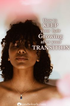 Gradually trimming your hair as it grows allows for a seamless transition into natural hair. It also best for those who don't want to lose too much length too fast. The good thing about transitioning is that you don't have to trim a lot off, you can go at your own pace. For more helpful tips click here! #transitioning #bigchop #tips #journey #howto #natural #hair #curly #relaxed #regimen #routine #products #moisture #care Natural Hair Care, Natural Hair Styles, Hair Facts, Healthier Hair, Seamless Transition, Big Chop, Grow Hair, Fine Hair, Hair Products