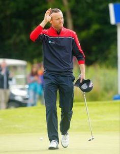Michael Hoey adds a 68 to historic opening round in Italy -