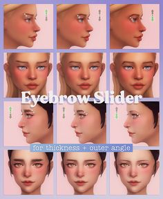 Sims 4 Cc Eyes, Sims 4 Mm Cc, Sims Four, Sims 1, Sims 4 Body Mods, The Sims 4 Skin, Sims 4 Characters, Sims 4 Cc Makeup, The Sims 4 Download