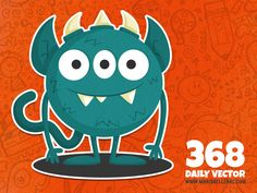 368 - Monster (To see them all click on the image)