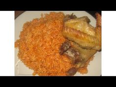 ▶ How to cook Nigerian Coconut Rice - YouTube