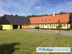 Slettevej 12, Rø, 3760 Gudhjem - Lystejendom i fantastisk naturskønt område #landejendom #gudhjem #bornholm #selvsalg #boligsalg #boligdk