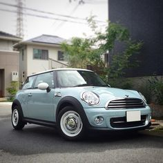 MINI R56 Ice Blue  CRIMSON DEAN DEAN CROSS COUNTRY 15インチ 6J