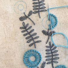 M Natsue embroidery