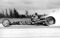 1964 Garlits 200 mph in the 7's