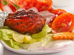 Tandoori chicken is perhaps one of the healthiest and tastiest ways to enjoy your favourite meat. This recipe shares how you can make this yummy snack at home without the tandoor and artificial colouring. All you need to do is get the marinating right and bake for a few minutes. You can be assured of succulent homemade tadoori chicken with this recipe.