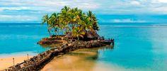 Fiji, una isla paradisíaca que pocos conocen