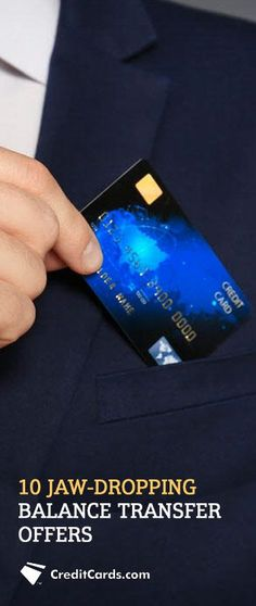 Are you tired of paying credit card interest? Eliminate or lower your interest payments with one of these top balance transfer cards. Get all the details you need at http://CreditCards.com and start saving today.