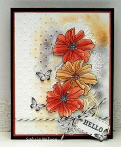 pretty card by jeannaedorcas