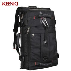 >>>best recommendedKEENICI Waterproof Hot Sale large capacity Laptop Backpack Men Mochila Masculina Man's Backpacks Men's Luggage