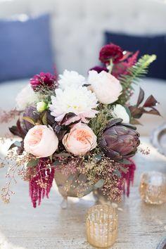 Jewel Toned California Wedding Inspiration | Found Vintage Rentals | California Floral And Design | Koman Photography > http://boards.styleunveiled.com/pin/0722ba570f1e381a4cf86360ad7d2000