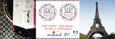 Goût de France / Good France Voor het tweede opeenvolgende jaar, zal Goût de France / Good France op de eerste dag van de lente, 21 maart 2016, meer dan 1000 chefs over 5 continenten verenigen om de Franse gastronomie te vieren. Deelnemende restaurants zullen op deze avond ieder een diner...