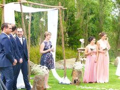 Wedding receptions and ceremonies are delightful moments at the Tailrace Centre. Marriage takes longer then a day to plan and we are here to help. English Roses, Bridesmaid Dresses, Wedding Dresses, Wedding Receptions, Rustic Charm, Backyard Ideas, Rustic Wedding, Centre, Home And Family