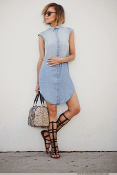 Tuesday Trends:: Tall Gladiator Sandals | Diarychic