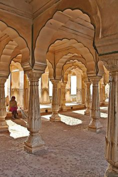 Amber Fort, Jaipur, India - Click for More...