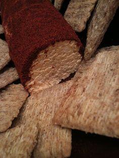 Cheese log.