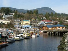 Gibsons BC by Tourism BC, via Flickr