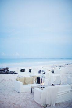 Seaside lounge: Bahamas. Photography by jenellekappe.com, Event Planning, Floral   Event Design by littleislanddesign.com