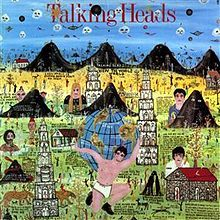 Talking Heads - Little Creatures (1985)