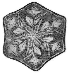 In Knitted Lace Designed By Herbert Niebling