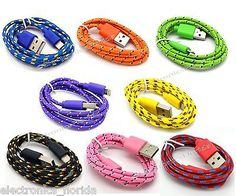 8 Pin USB Data Sync Charger Cable Cord for iPhone 5 5S 5C iPod Touch 5 Nano 7 $39.99