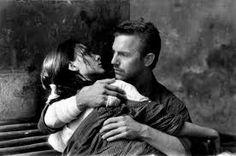 Kevin Costner & Madeleine Stowe in Revenge 1991