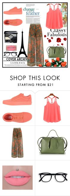"""""""set 90"""" by nudzi-ded ❤ liked on Polyvore featuring Vans, Valentino, Jil Sander and Christian Dior"""