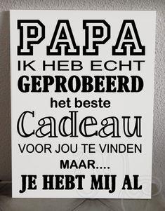 Papa We / I have tried