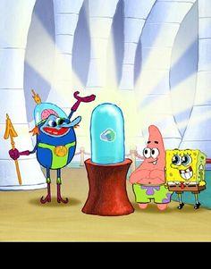 Spongebob is historical