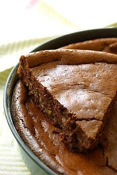 Les dejo esta receta  de una torta de nueces y chocolate , que es ideal para el invierno. No la hago muy seguido porque las nueces  son un p... Cheesecake Cupcakes, Latin Food, Pastry Cake, Chocolate Desserts, Cakes And More, I Love Food, Sweet Recipes, Cupcake Cakes, Bakery