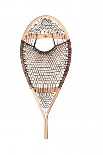 Montagnay - Classic Lacing   Faber Snowshoes