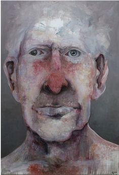 eline peek, untitled, acrylic on canvas, 120x180cm, 2009