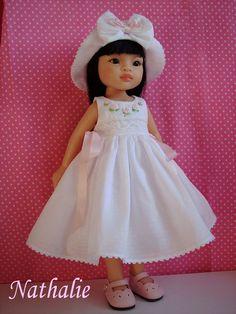 Ensemble quatre pièces pour poupée Paola Reina, Little Darling ou similaires
