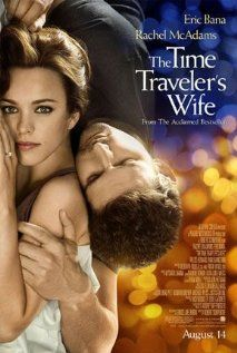 The Time Traveler's Wife...I love both the book and the movie, it feeds my love of time travel...w.