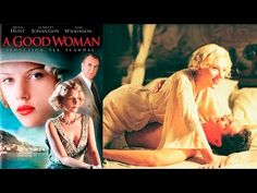 ''A Good Woman'' (2004) Scarlett Johansson [Full Movie] link: https://youtu.be/giRs55b8gfk ''In 1930, Mrs. Erlynne, who describes herself as poor and infamous, driven from New York society by jealous wives, sees a news photo of wealthy Lord Windermere and his young wife: she heads for the Amalfi Coast to be among the rich and famous for 'the season' and to snare Mr. Windermere...''