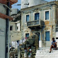 karpathos_olympos Old Greek, Greek Islands, To Go, Spaces, Landscape, Eyes, Live, Nature, Travel