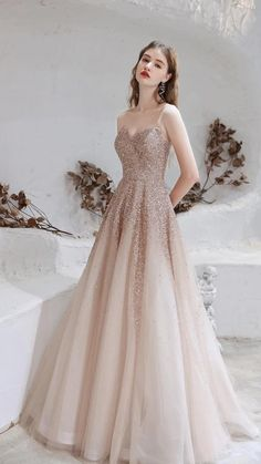 Cute Prom Dresses, Ball Dresses, Homecoming Dresses, Pretty Dresses, Beautiful Dresses, Evening Dresses, Prom Dresses For Teens, Wedding Dresses, Asian Prom Dress