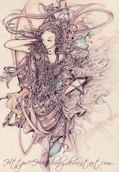 Wind Angel by Hellobaby.deviantart.com on @deviantART