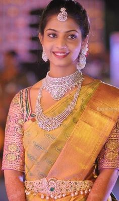 Jewellery Designs: Jewellery Idea for Indian Wedding