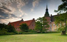 Holsteinsborg Castle, Denmark