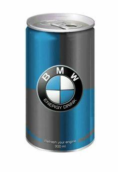 BMW energy drink