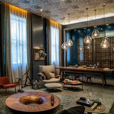 "Ambiente ""Sala dos Amigos"" por Denise Barretto para Casa Cor SP 2016! Confira mais fotos no Portal MiMostra!"